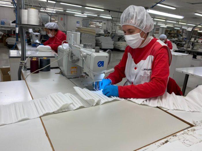 La Mancomunitat de l'Horta Sud coordina la compra de 350.000 màscares per als ajuntaments de la comarca