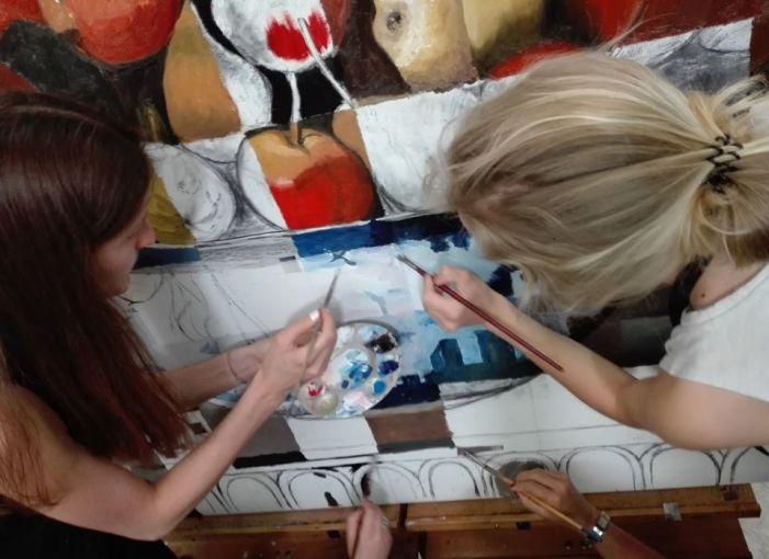 El Museu de Belles Arts proposa als ciutadans pintar un quadre des de casa per al Dia dels Museus