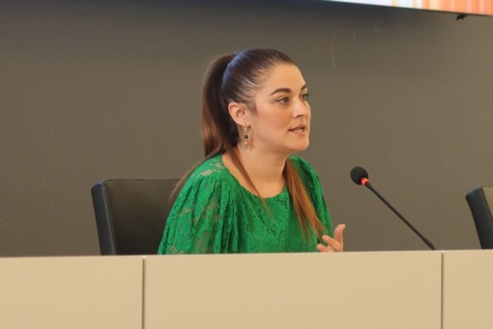Mollà destaca la necessitat de la Llei Valenciana de Canvi Climàtic i Transició Ecològica per a revertir els passos 'en la direcció contrària', amb objectius d'un 40% menys d'emissions en 2030