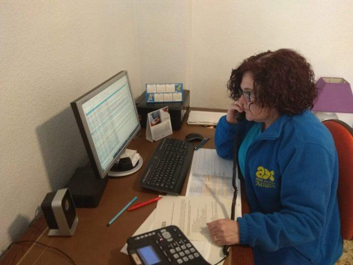 L'Ajuntament d'Aldaia realitza 14.000 anomenades a les persones majors del municipi durant el confinament