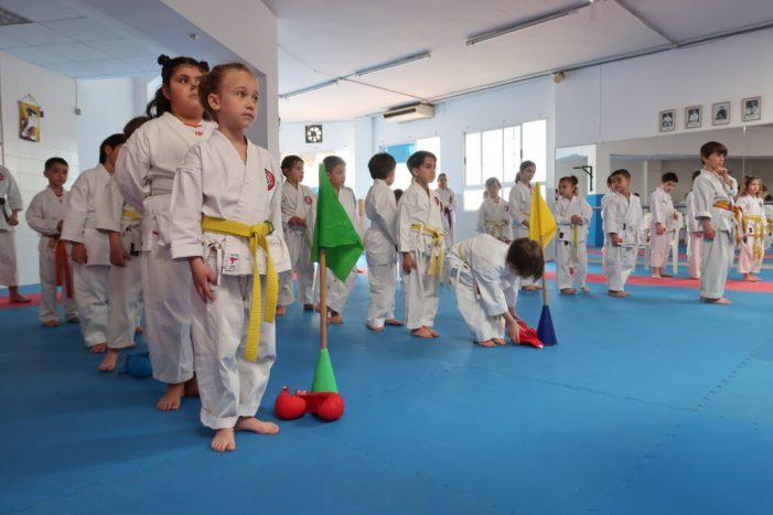 Karate Club Alboraia celebra la primera edició online del torneig Trofeu Vila d'Alboraia