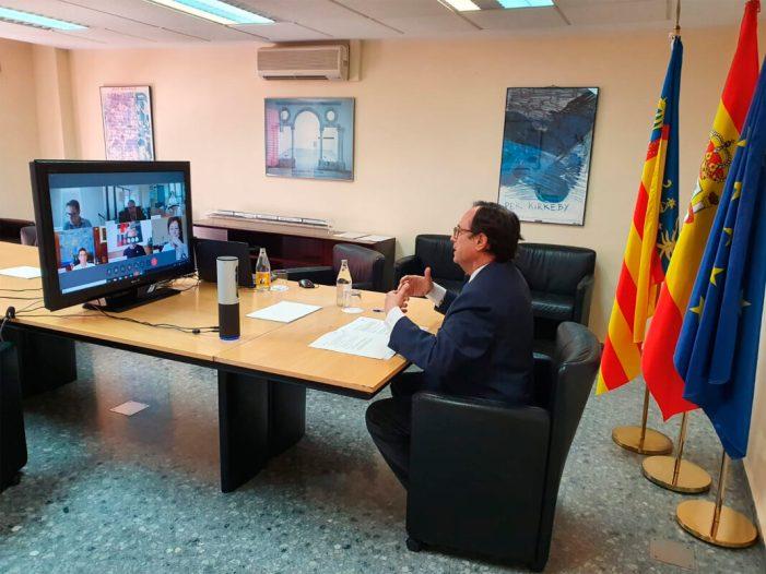 La Generalitat i les universitats públiques valencianes constitueixen la Xarxa de Càtedres de Transformació del Model Econòmic