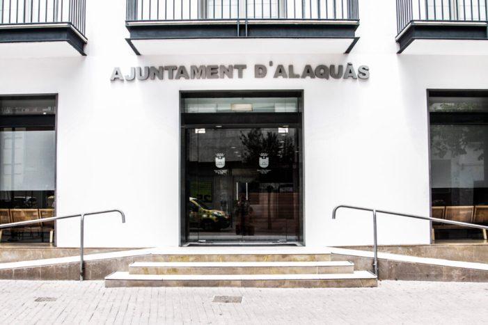 L'Ajuntament d'Alaquàs destinarà 300.000 euros a un pla de reactivació econòmica local per a comerços i autònoms
