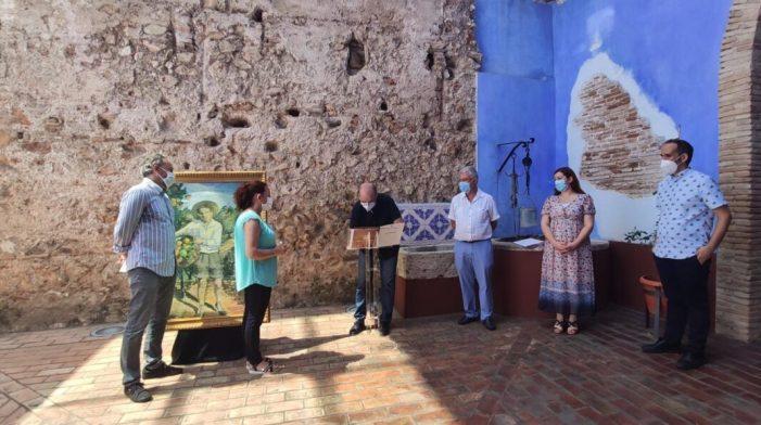 L'Ajuntament d'Alzira augmenta el seu fons pictòric amb cinc obres de l'artista alzireny Joaquín Gómez Perelló
