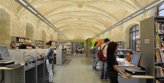 Cultura convoca ajudes per a adquirir mobiliari i material informàtic en biblioteques municipals i agències de lectura