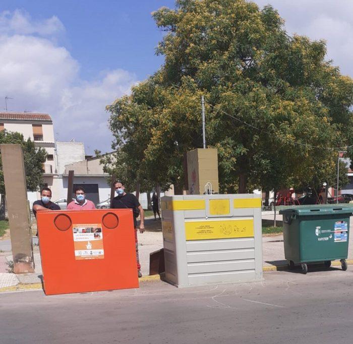 S'enceta una nova etapa del servei LA RIBERA EN BIODIÈSEL amb l'increment del nombre de punts de recollida d'oli residual
