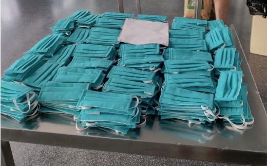 L'Ajuntament d'Alquàs repartirà mascaretes higieniques reutilizables per a la població infantil d'entre  3 i 12  anys
