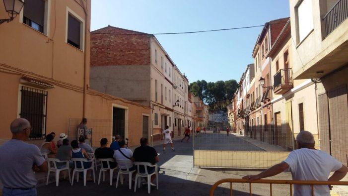 Sumacàrcer millorarà el paviment del carrer de pilota gràcies una subvenció de 20.000 euros