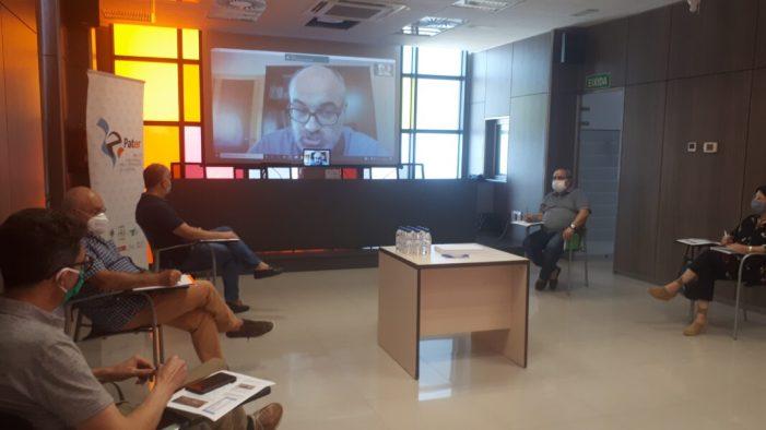 Jornada Bases per a la Revitalització de l'Economia Comarcal – Diàleg Social, Mancomunitat de la Ribera Alta