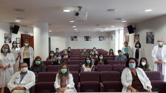 21 residents completen la seua formació sanitària especialitzada en el Departament de Salut de la Ribera