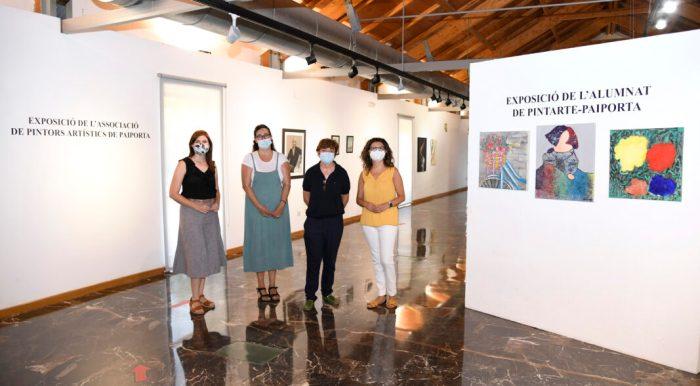 El Museu de la Rajoleria de Paiporta reprén el seu calendari expositiu amb una mostra d'alumnat i artistes locals