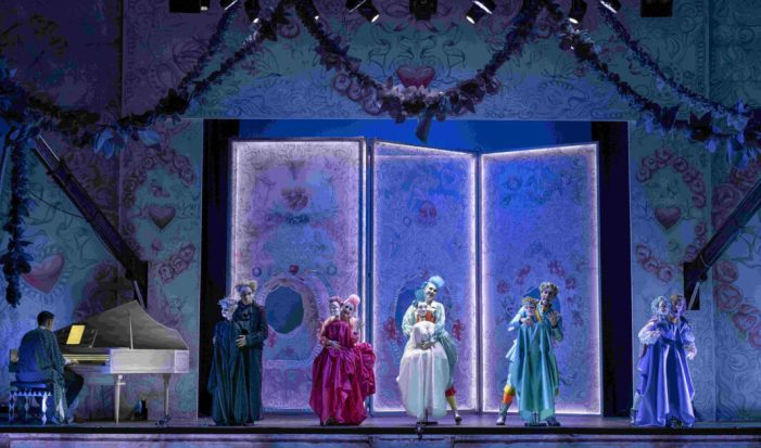Les Arts ofereix dues representacions a l'aire lliure de l'òpera 'El tutor burlat', de Martín i Soler