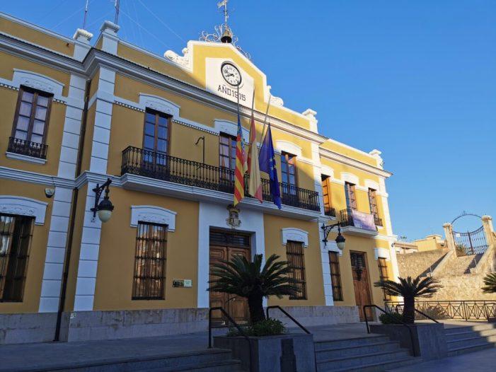 L'Ajuntament de Burjassot redueix més de 20 milions del seu deute des de 2012, de 28 a 7,6 milions