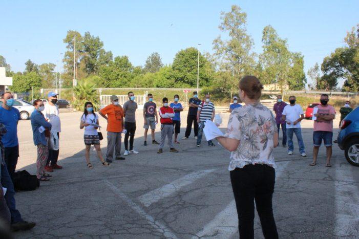 Comencen 51 treballadors per a fer manteniment mediambiental a Alzira