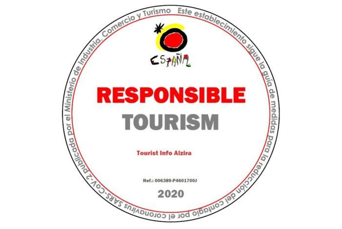 Alzira aconseguix el distintiu de turisme responsable