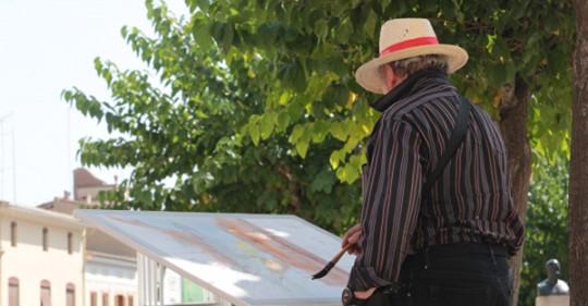 El XVII concurs de pintura ràpida 'Godella i el seu entorn' se celebrarà el 19 de setembre