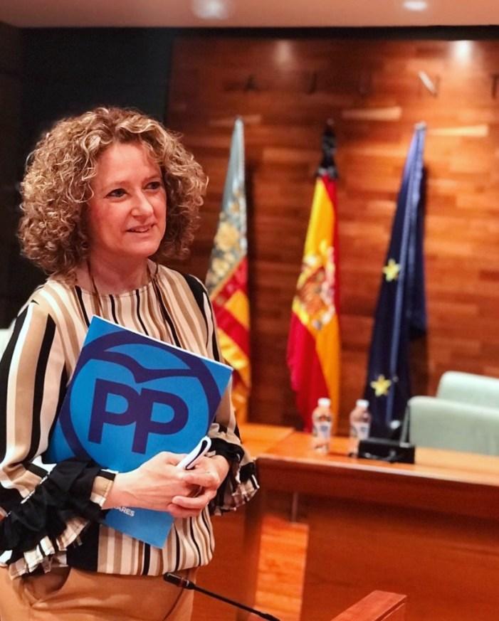 """Folgado pregunta quan es posarà en marxa el programa """"Torrent et Beca"""" aprovat en el PAM"""