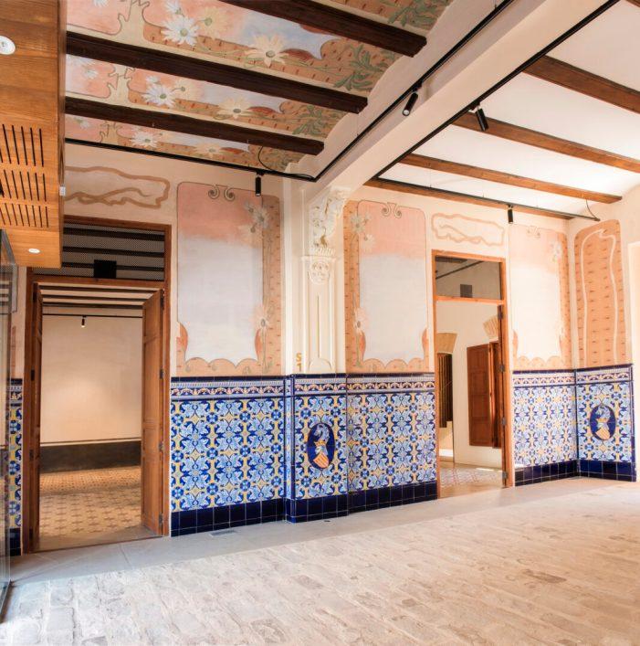 El Museu Casa Ayora d'Almussafes obri les seues portes a la ciutadania