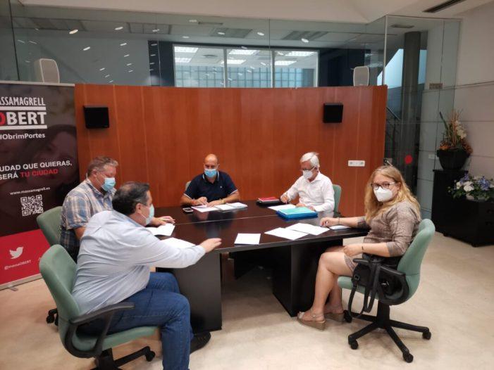 L'Associació Cultural El Camí del 'Santo Grial' unix sinergies col·laboratives amb l'Ajuntament de Massamagrell