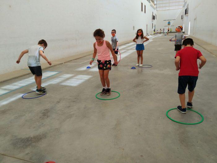 Activitats d'estiu per a xiquets, xiquetes i persones majors a Meliana durant el mes de juliol