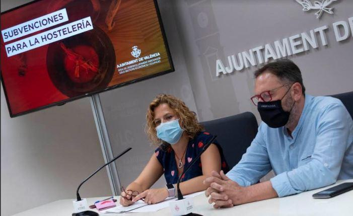 L´Ajuntament destina 1.6 milions d´euros per a subvencionar, amb un mínim de 1.000 euros, l´activitat dels locals d´Hostaleria de València