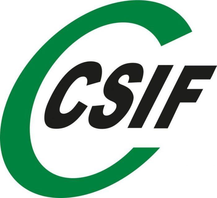 CSIF insta Educació a aplicar l'acord del Comité de Salut Laboral i col·locar filtres HEPA en totes les aules
