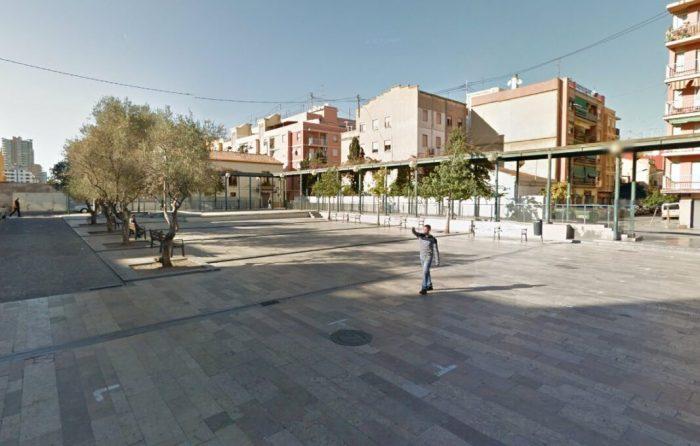 Urbanisme inicia les obres per a millorar l'accessibilitat de la Plaça del Santíssim Crist de Natzaret