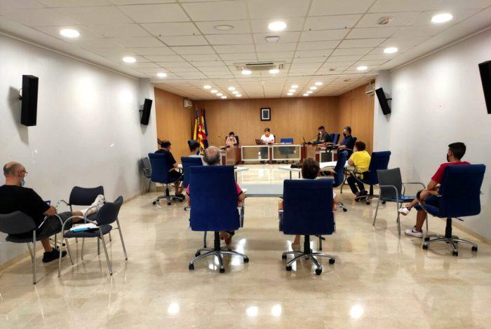 El Consell de Participació de Foios celebra la seua segona reunió