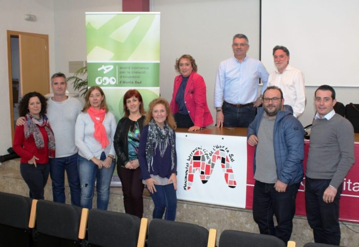 La Mancomunitat de l'Horta Sud llança Observem el portal web de l'observatori industrial de la comarca