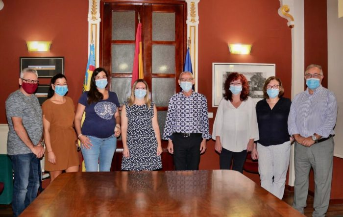 L'Ajuntament d'Alboraia contracta a cinc persones a través del programa EMCORP