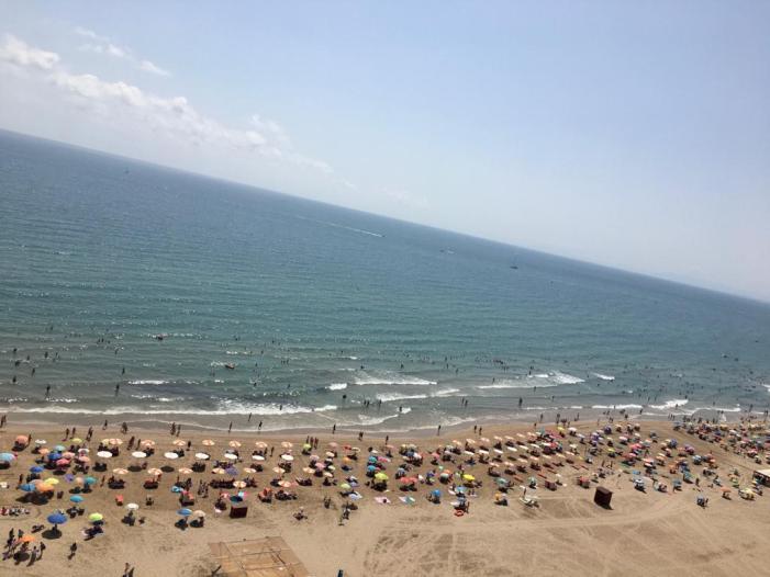Cullera supera el 50% d'ocupació a l'agost malgrat la pandèmia