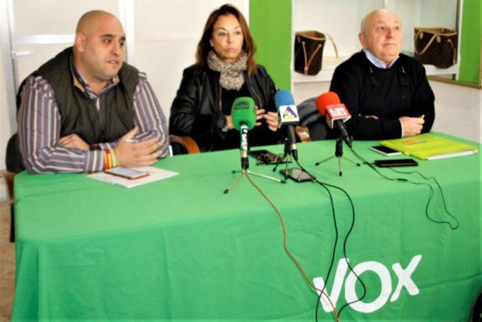 Segons VOX Alzira, el govern d'extrema esquerra posa en pràctica la Llei Mordassa