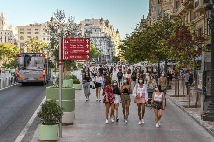 La capital de Bèlgica pren com a model les polítiques de mobilitat de València