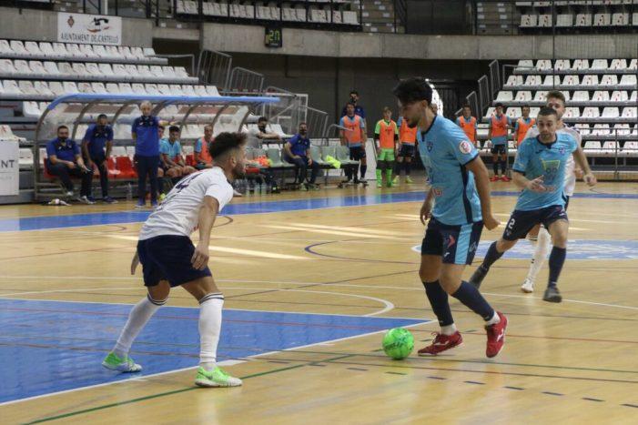 El Family Cash Alzira FS suma la seua segona victòria de la pretemporada