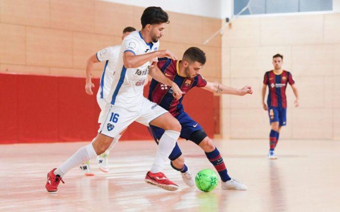 El Family Cash Alzira FS arranca amb una derrota davant el Barça 'B' (6-3)