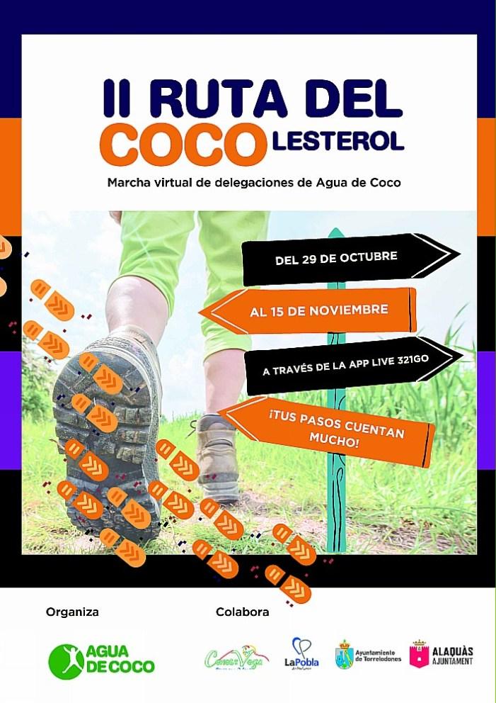 Alaquàs, delegació valenciana de la II ruta del cocolesterol contra la malnutrició a Madagascar