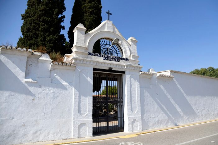 La Regidoria d'Interior de Paiporta modernitza la gestió dels cementeris amb un nou programa informàtic