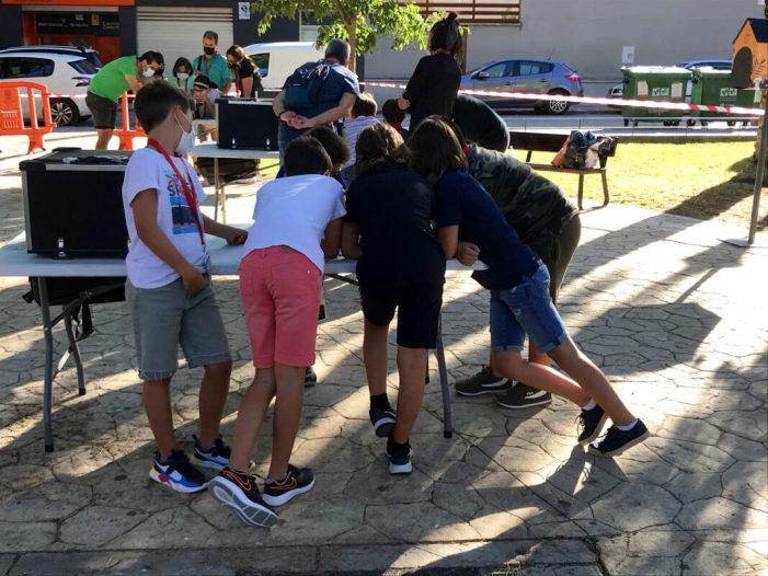Els joves de Foios gaudeixen amb la segona edició del Foios Fun Fest