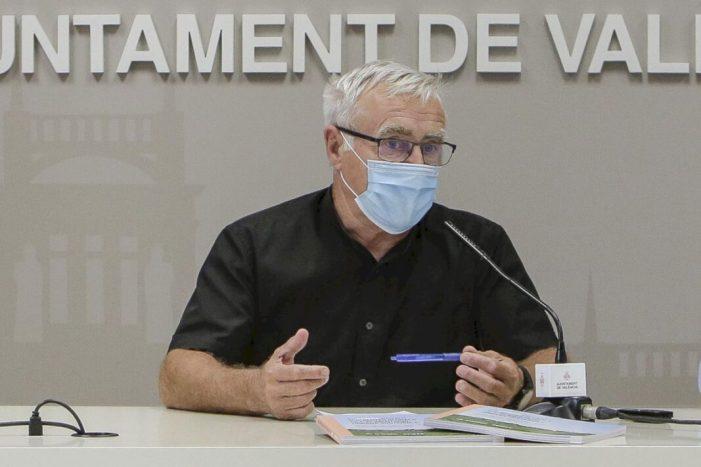 L'Alcalde de València, Joan Ribó, celebra que els ajuntaments puguen gastar els romanents enguany i l'any que ve