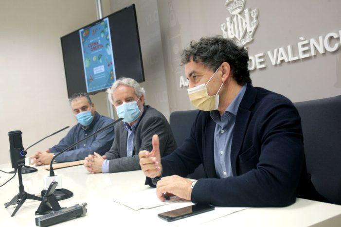 """55 restaurants participen, des d'este dijous, en la nova edició de """"Cuina Oberta""""a València"""