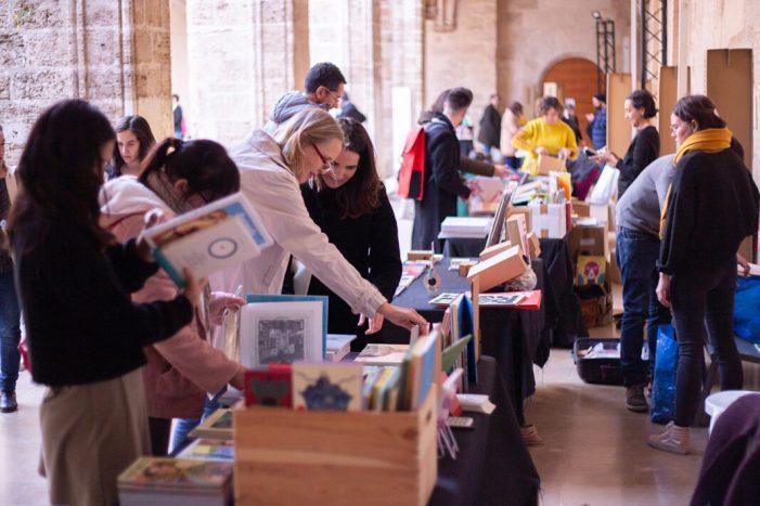 El Centre del Carme Cultura Contemporània (CCCC) de València impulsa la celebració del festival del llibre il·lustrat Baba Kamo 2020