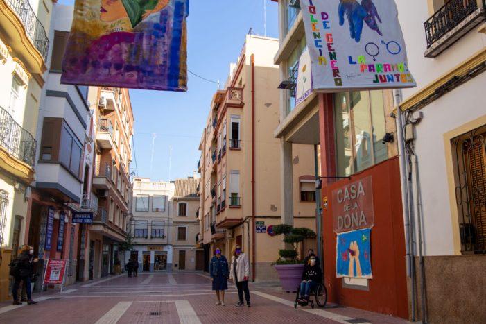 L'Ajuntament de Mislata consciencia contra la Violència de Gènere a través dels forn de pa del municipi