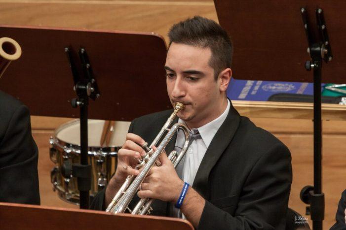 Agustín Puig guanya l'innovador Concurs de Joves Intèrprets de Trompeta de Benimodo