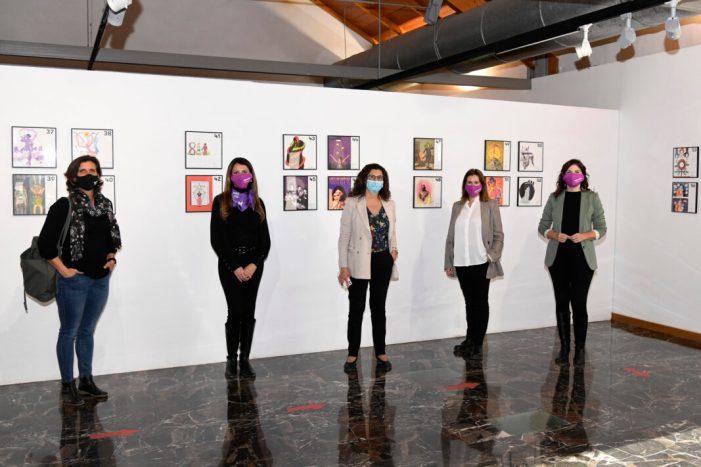 El Museu de la Rajoleria inaugura l'exposició 'Nosaltres també' coincidint amb el 25N