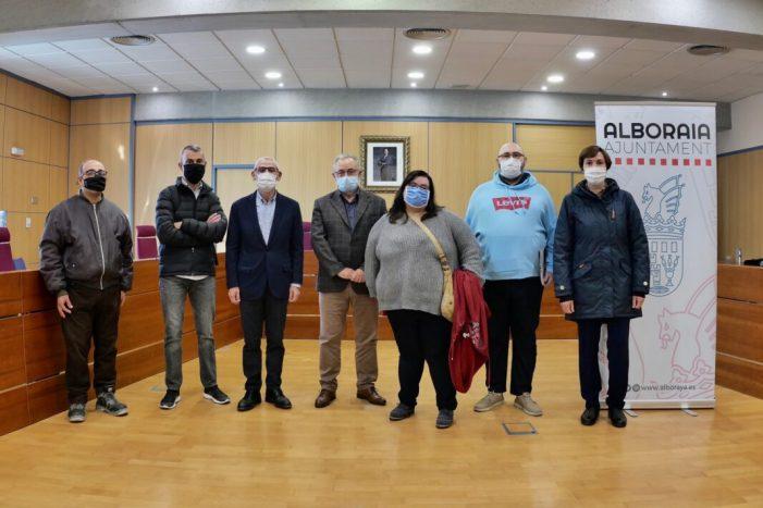 L'Ajuntament d'Alboraia dóna la benvinguda a les persones contractades amb el programa ECOVID 2020