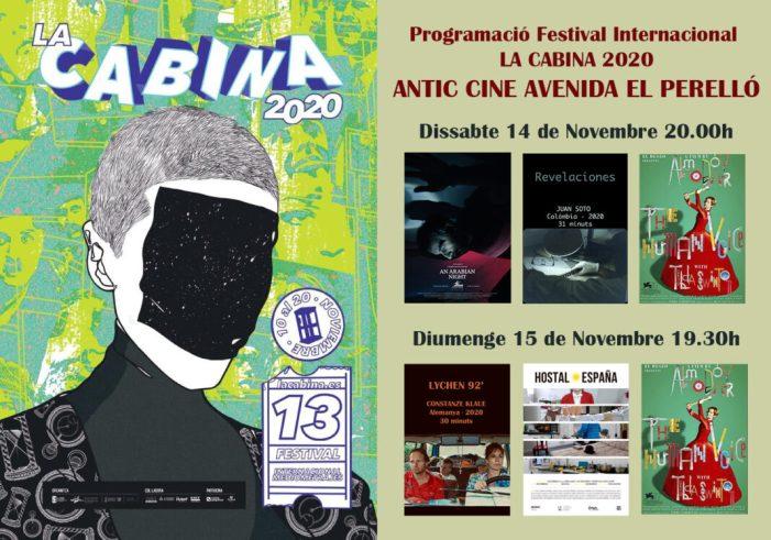 El Perelló serà la nova subseu del Festival Internacional de Migmetratges La Cabina