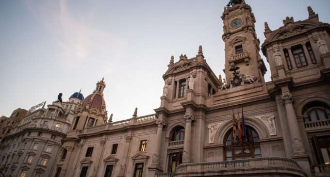 Protecció Ciutadana de València promou un reconeixement a l'Agrupació de Voluntaris i Voluntàries de Protecció Civil
