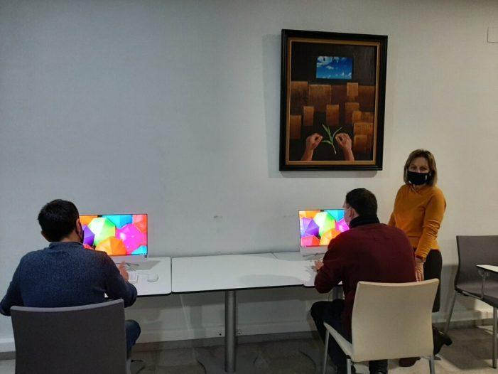 L'Ajuntament d'Almussafes dota de Wifi a la Llar del Jubilat