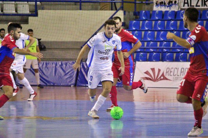 El Family Cash Alzira FS recupera el partit davant ElPozo 'B'