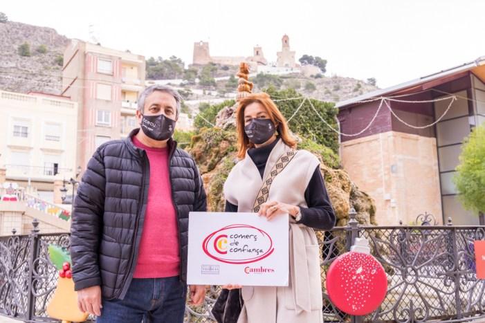 Huit tendes d'ACECU,de Cullera, reben el segell de Comerç de Confiança de la Cambra de Comerç de València